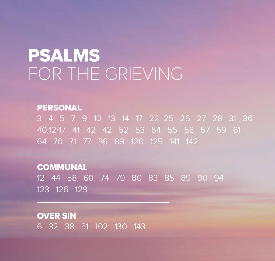 Psalms for the Grieving