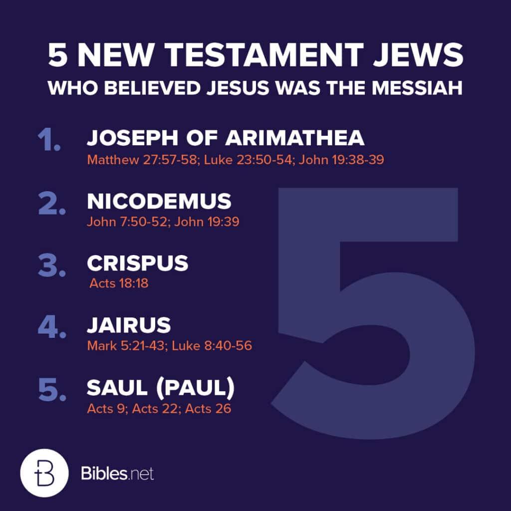 5 New Testament Jews
